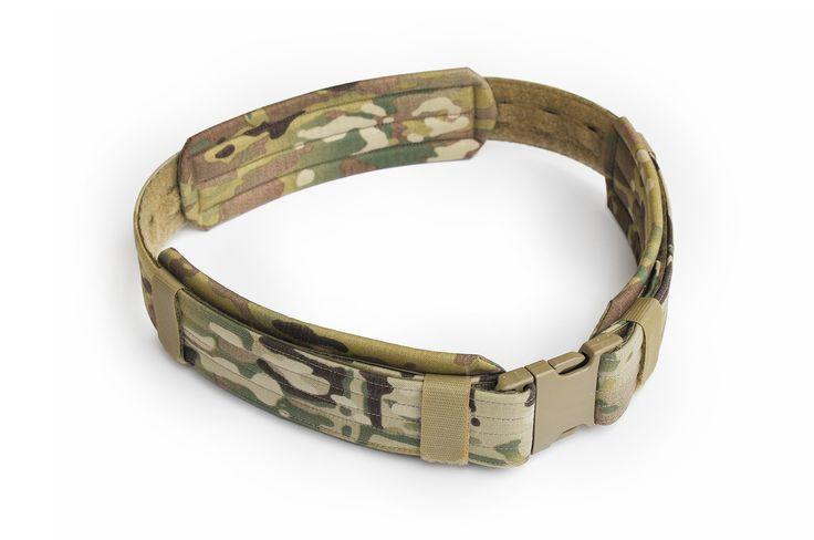 Raider Belt Prototype with Pads in MultiCam #MultiCam #Tactical