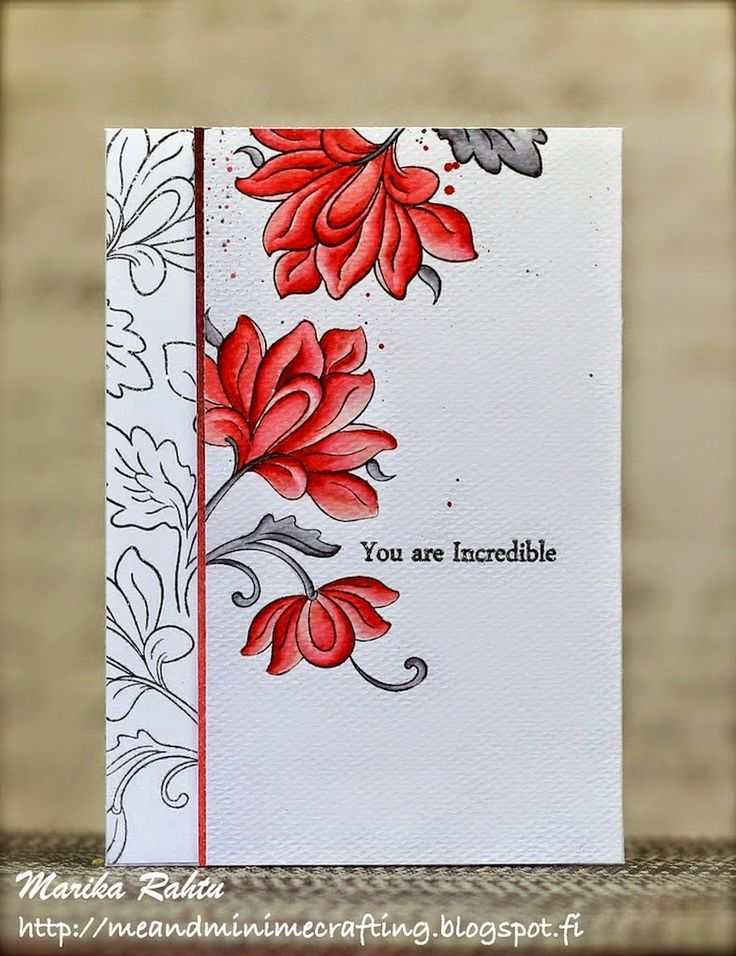 Pretty Flower Sketch!