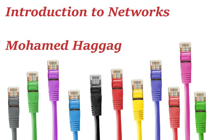 Introduction to Networks - Lecture 11 - Part 1 (Chapter 05)