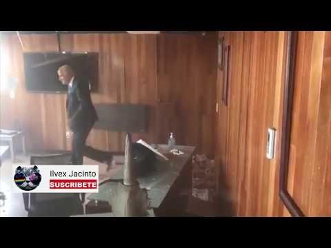 Terremoto en Oficina del Rector de la UAM. Rectoria 19 septiembre 2017 - YouTube