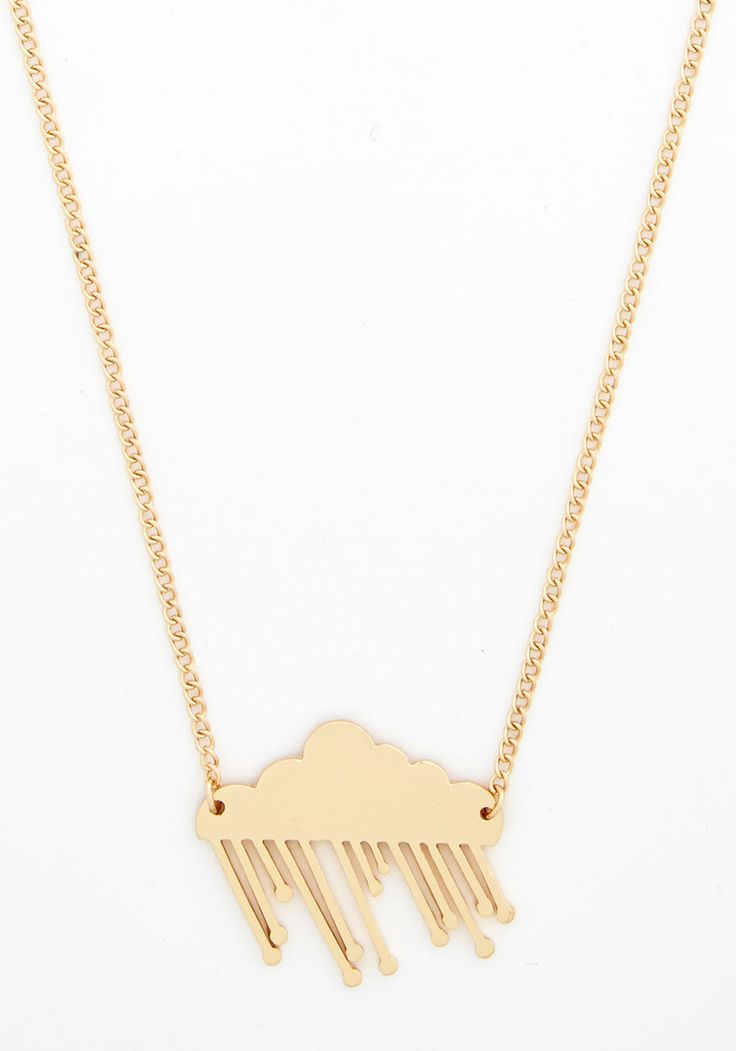 Flair-Weather Friend Necklace, #ModCloth