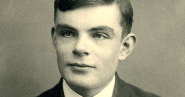 Alan Turing's reading list: What Alice in Wonderland has to do with electromagnetic theory, relativity, and Pluto.