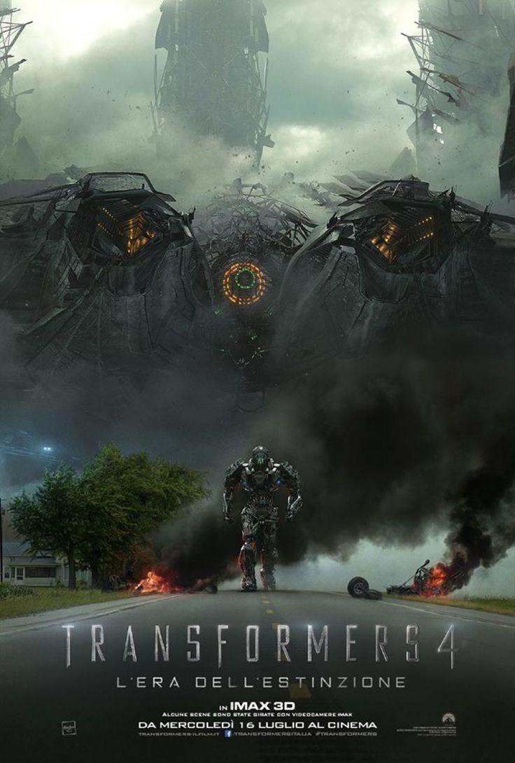 Transformers 4: L'era dell'Estinzione: un nuovo trailer internazionale è online #Transformers #emultiverse via @E-Multiverse