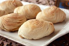 Durian Puff with pastry dough recipe