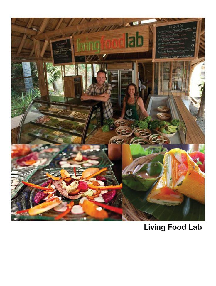 Living Food Lab @ Hubud  Photo by: Katie Allen