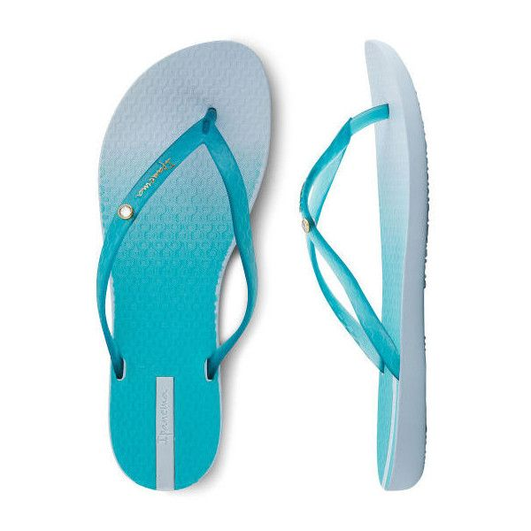 Ipanema Women's Flip Star Thong ($11) ❤ liked on Polyvore featuring shoes, sandals, flip flops, flip-flop sandals, ipanema, ipanema flip flops and ipanema shoes