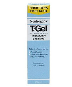 Neutrogena T-gel Shampoo 250ml Neutrogena TGel Shampoo is the 1 dermatologist recommended brand. Its clinically proven to fight itchy, flaky scalp. The patented, active ingredient, Neutar, is proven to deliver effective scalp thera http://www.MightGet.com/january-2017-11/neutrogena-t-gel-shampoo-250ml.asp
