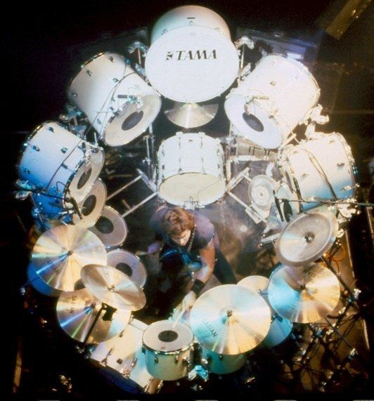 Vinnie Appice.....he'll murder you!