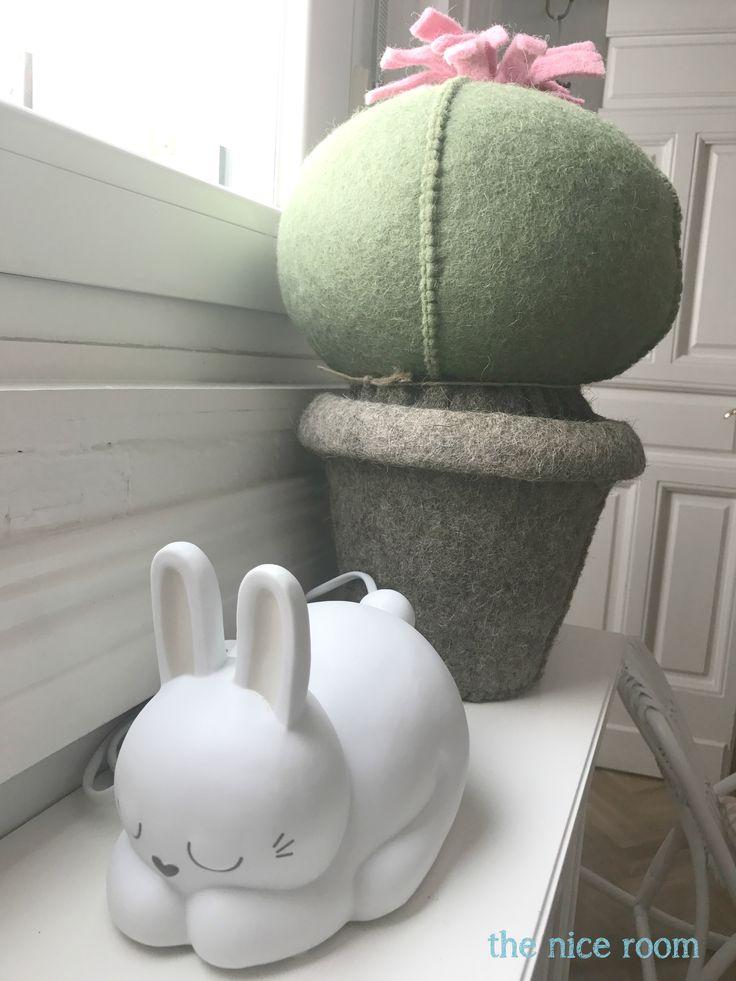 Lámpara conejo the nice room