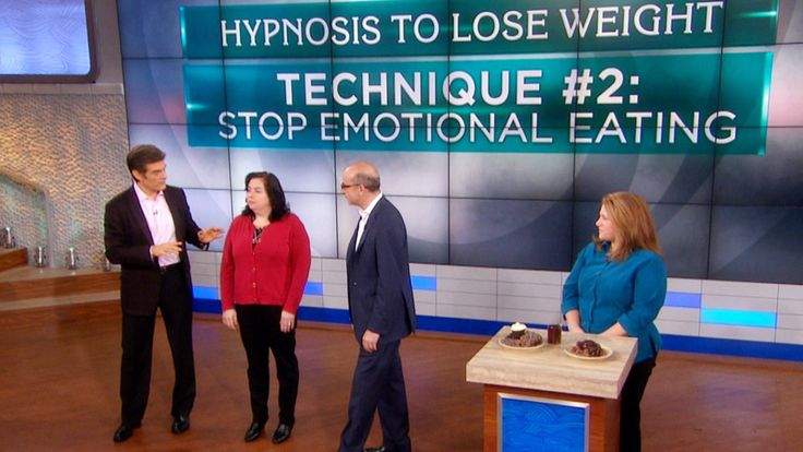 Hypnosis for Weight Loss, Pt 2