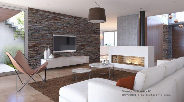 Diseño interior by proyectarq #arquitectura  I arqs Lambertucci - Massetto I Rosario - Argentina.