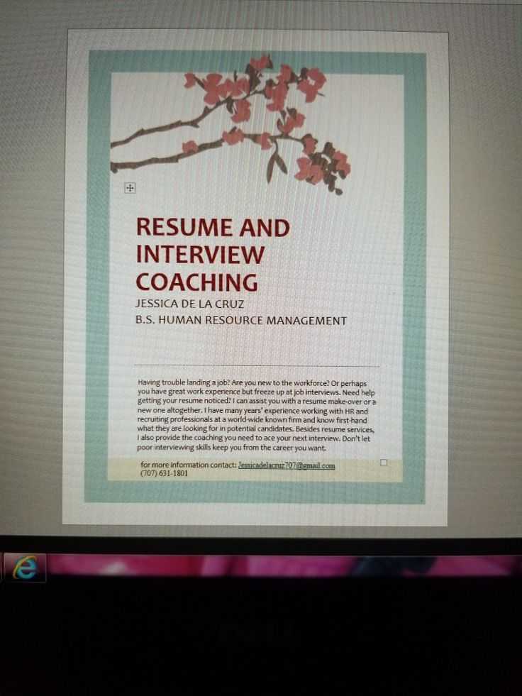 mental health counselor resume%0A Resume and Interview Coaching and tips