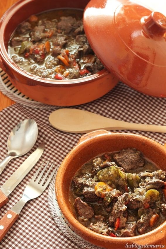43 best caza images on pinterest spanish cuisine spanish food and caldereta de venado forumfinder Gallery
