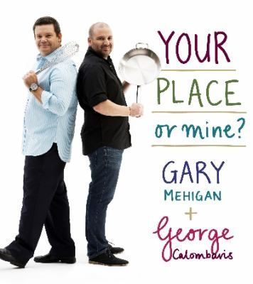 Forty-three ingredients, eighty-six recipes and two of Australia's best-loved chefs trading skills and comparing talents. Go behind the scenes and into the kitchens of George Calombaris and Gary Mehigan. Discover their favourite ingredients - from saffron to salmon - and the art of pulling together unforgettable dishes.