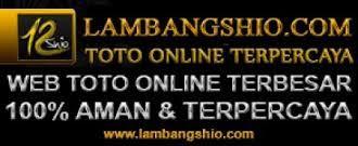 AGEN | BANDAR ONLINE TERBAIK,TERBESAR DAN TERPERCAYA NO1: LAMBANGSHIO | 12shio.org Agen Togel Online