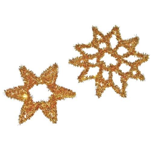 Kennt ihr Chenilledraht? Mit dem kann man ganz leicht solche Sterne basteln!  http://www.mariposa-toys.de/markenshops/eduplay/eduplay-chenille-draht-10er-set-gold/a-2919/