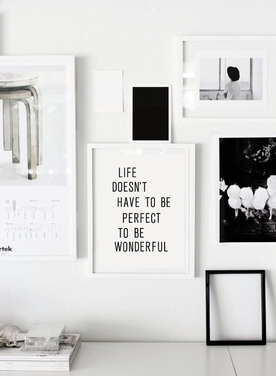 Typography Print Motivational Poster by TheMotivatedType on Etsy