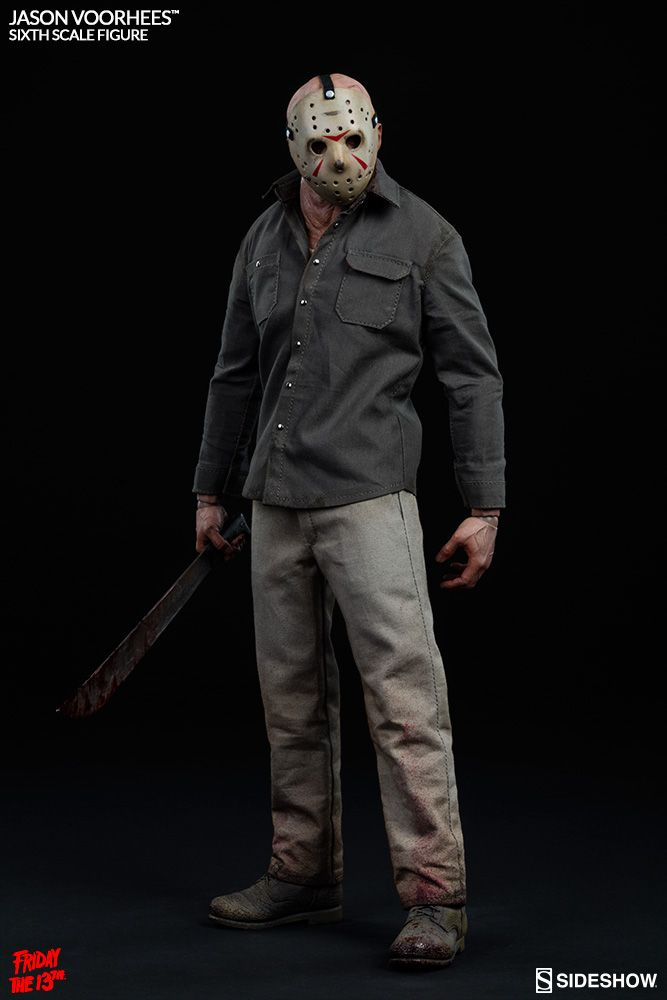 Friday the 13th Jason Voorhees Sixth Scale Figure by Sidesho | Sideshow Collectibles