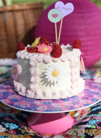 Layer cake de Chloé. S ! La recette sur http://www.desiretmoi.com