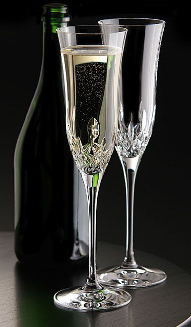 Waterford Lismore Essence Champagne Flute, Pair - ep <3
