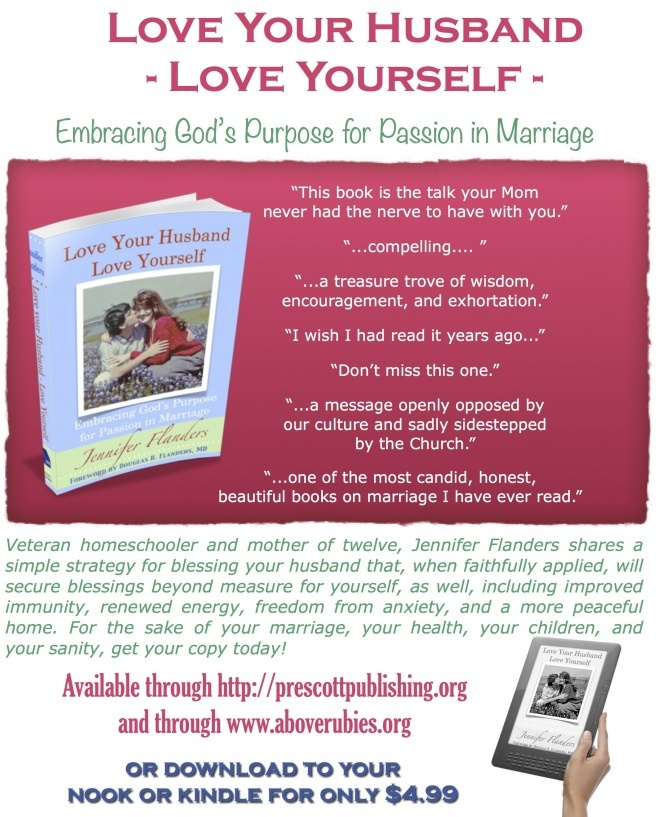 how to love your husband book