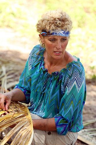 Survivor Nicaragua: Holly Hoffman a contestant from South Dakota:)