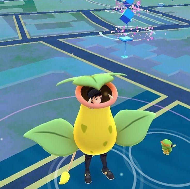 Hey look James got into pokemon go!