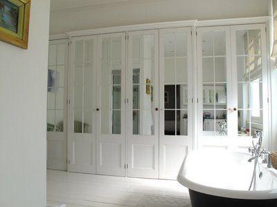 Great Mirrored Closet Doors | Interior Details | Pinterest | Closet Doors, Mirrored  Closet Doors And Doors