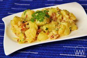 V kuchyni vždy otevřeno ...: Vídeňské brambory