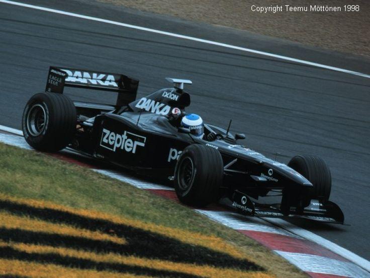 1998 Arrows A19 (Mika Salo)