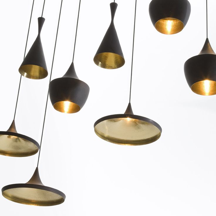 Bring expressive minimalism to your home with this Beat Wide pendant lamp from Tom Dixon. Instantly recognisable, it features a precious internal metallicplate which creates a warming glow. Hand-spu