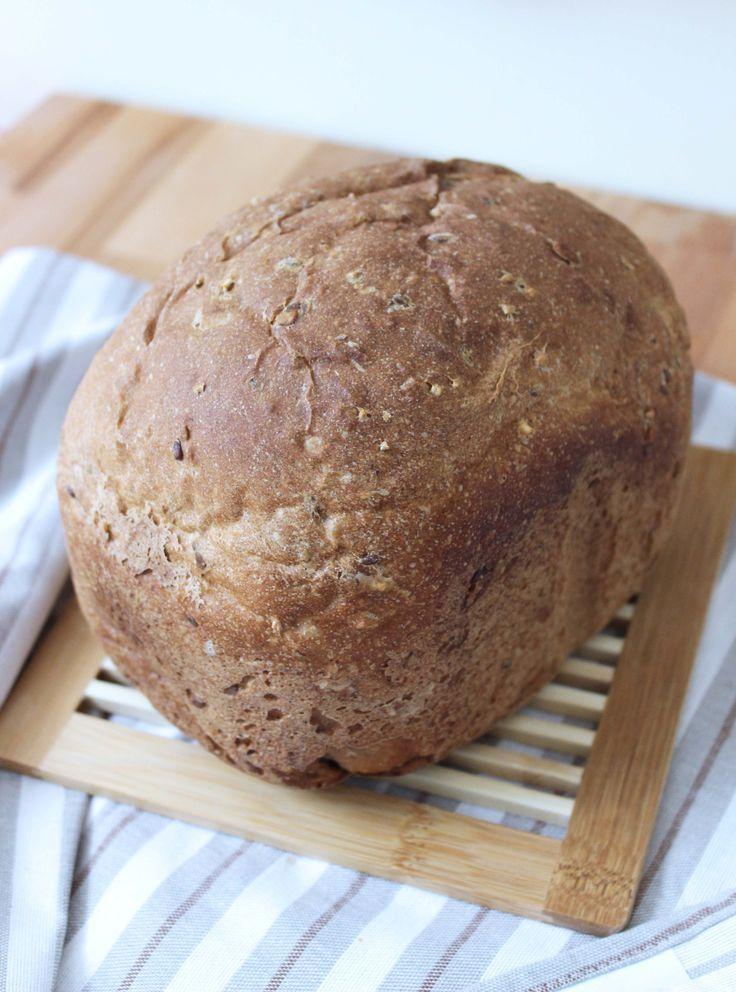Ciao a tutti! Oggi voglio parlarvi di come realizzare del pane buonissimo ai cereali con la macchina del pane. Sono sempre stata affascinata da questo elettrodomestico e finalmente ho deciso di pro…