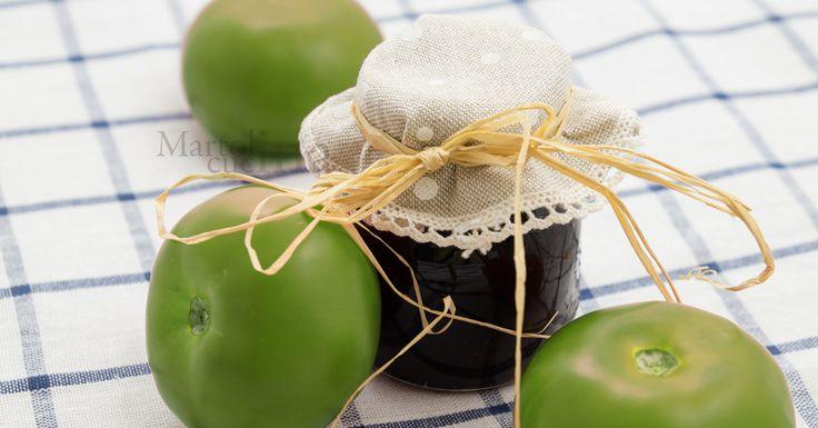 Confettura di pomodori verdi - Powered by @ultimaterecipe