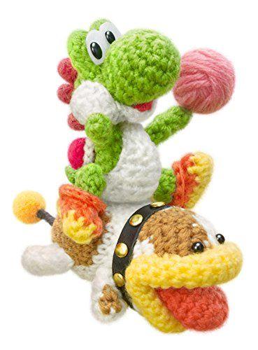 Yoshi's Woolly World –  Wii U  http://www.cheapgamesshop.com/yoshis-woolly-world-wii-u/