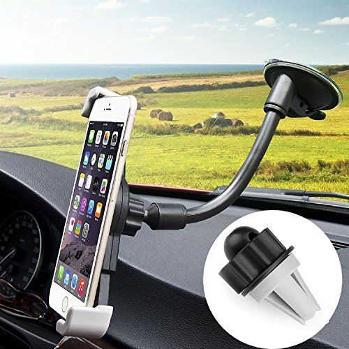 awesome CARPRO 3-in-1 Universal Smartphones Car Mount Holder Cradle Cell Phone Holder Air Vent Mount for iPhone 7 Plus 6 6S Plus 5S 5 4S 4 SE Samsung Galaxy S7 Edge S6 S5 LG Nexus and More-Black Check more at http://getdealsandcoupons.com/product/carpro-3-in-1-universal-smartphones-car-mount-holder-cradle-cell-phone-holder-air-vent-mount-for-iphone-7-plus-6-6s-plus-5s-5-4s-4-se-samsung-galaxy-s7-edge-s6-s5-lg-nexus-and-more-black/