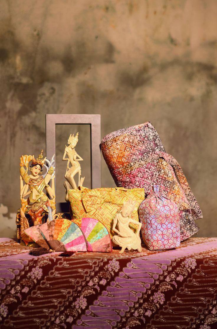 Batik handcraft