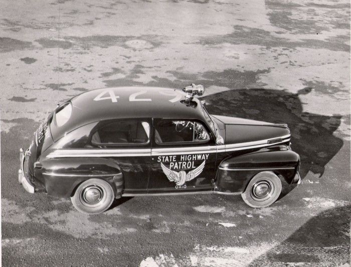Ohio State Highway Patrol 1940s