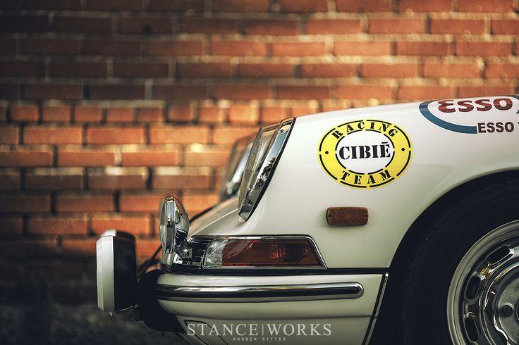 A look at the Benton Performance Porsche 912 - 'Mein12'