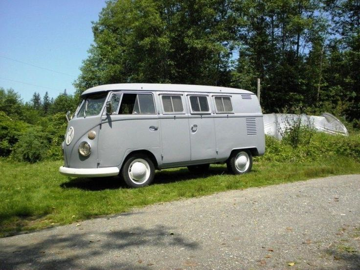 Volkswagen Camper caravelle doubles portes Split 1964