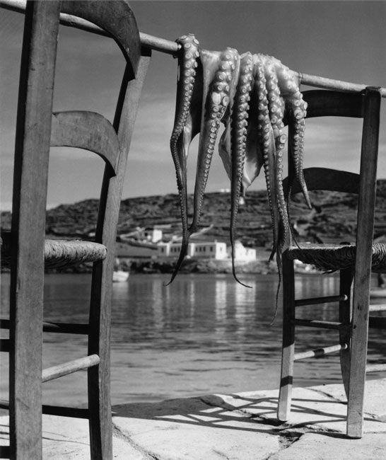 Octopus, Ionian island of Corfu, Greece, 1938 © Herbert List / Magnum Photos http://www.fotografiaeuropea.it/fe2014/mostra-herbert-list/