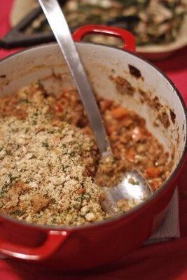 The Chubby Vegetarian: Mock Duck Cassoulet