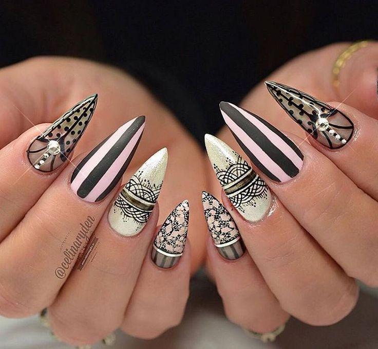 cool #victoriassecret#nails#manicure#pinknails#lace#lacenails#nailpolish#longnails#na... by http://www.aloonails.top/long-nails/victoriassecretnailsmanicurepinknailslacelacenailsnailpolishlongnailsna/