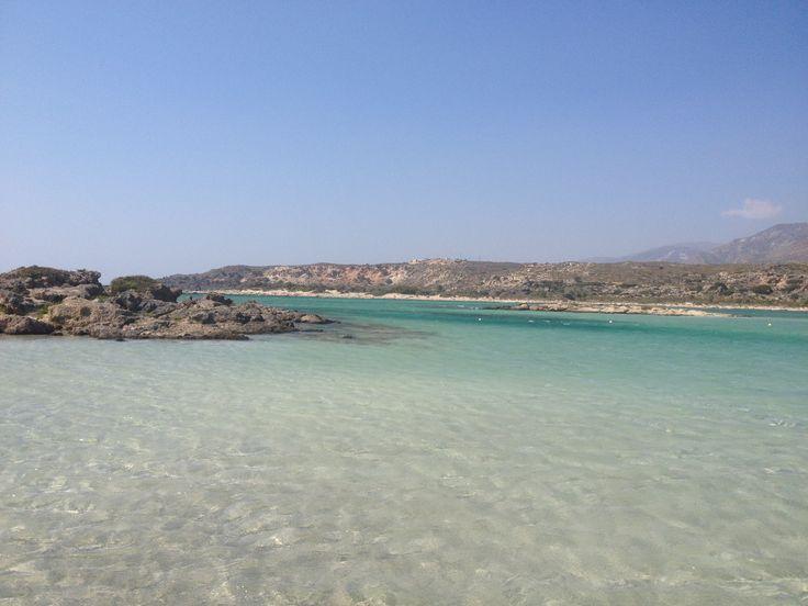 Elafonisi, Chania Crete