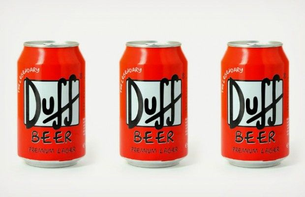 Officially-Licensed Duff Beer Is Coming