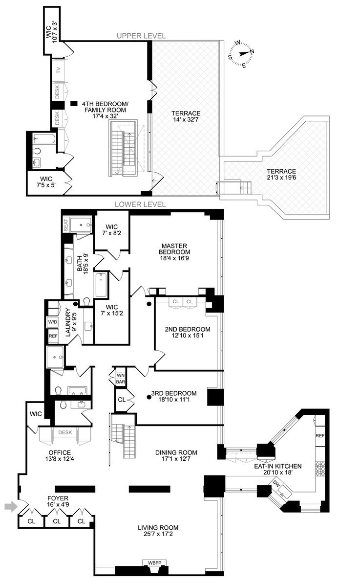 Brown Harris Stevens | Luxury Residential Real Estate: 345 West 13th Street, Downtown, NYC - $12,500,000
