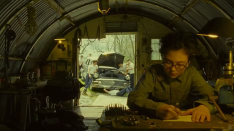 More amazing composition, from Moonrise Kingdom.