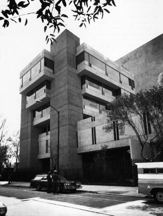 Clásicos de Arquitectura: Embajada de Japón en México / Kenzo Tange + Pedro Ramírez Vázquez + Rosen Morrison