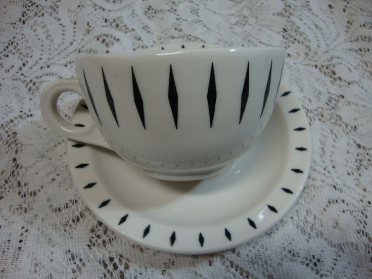 59 Best 1950s Dishes Images On Pinterest Vintage Dishes