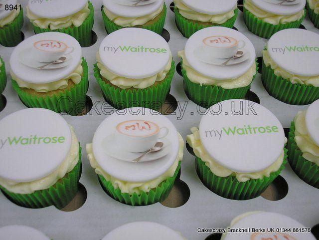 My Waitrose Cupcakes  http://www.cakescrazy.co.uk/details/my-waitrose-cupcakes-8941.html