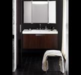Lavabos céramique collection Carat par Allia le spécialiste de la salle de bains. www.allia.fr